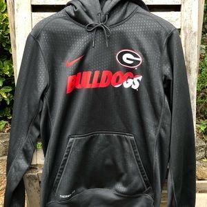UGA Nike thermal hoodie